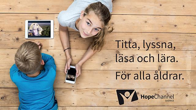 HopeChannel Sverige!