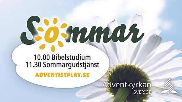 Sommarsabbat på AdventistPlay
