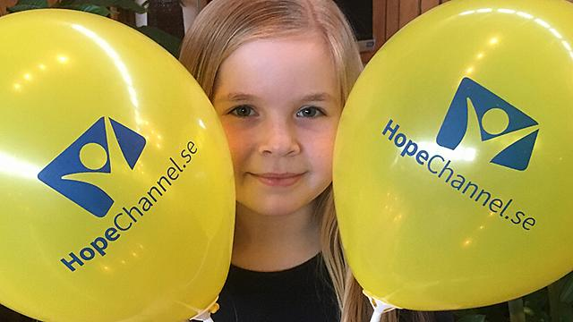 HopeChannel Sverige officiellt invigd