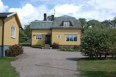 Steningegården den 28 september - 5 oktober.