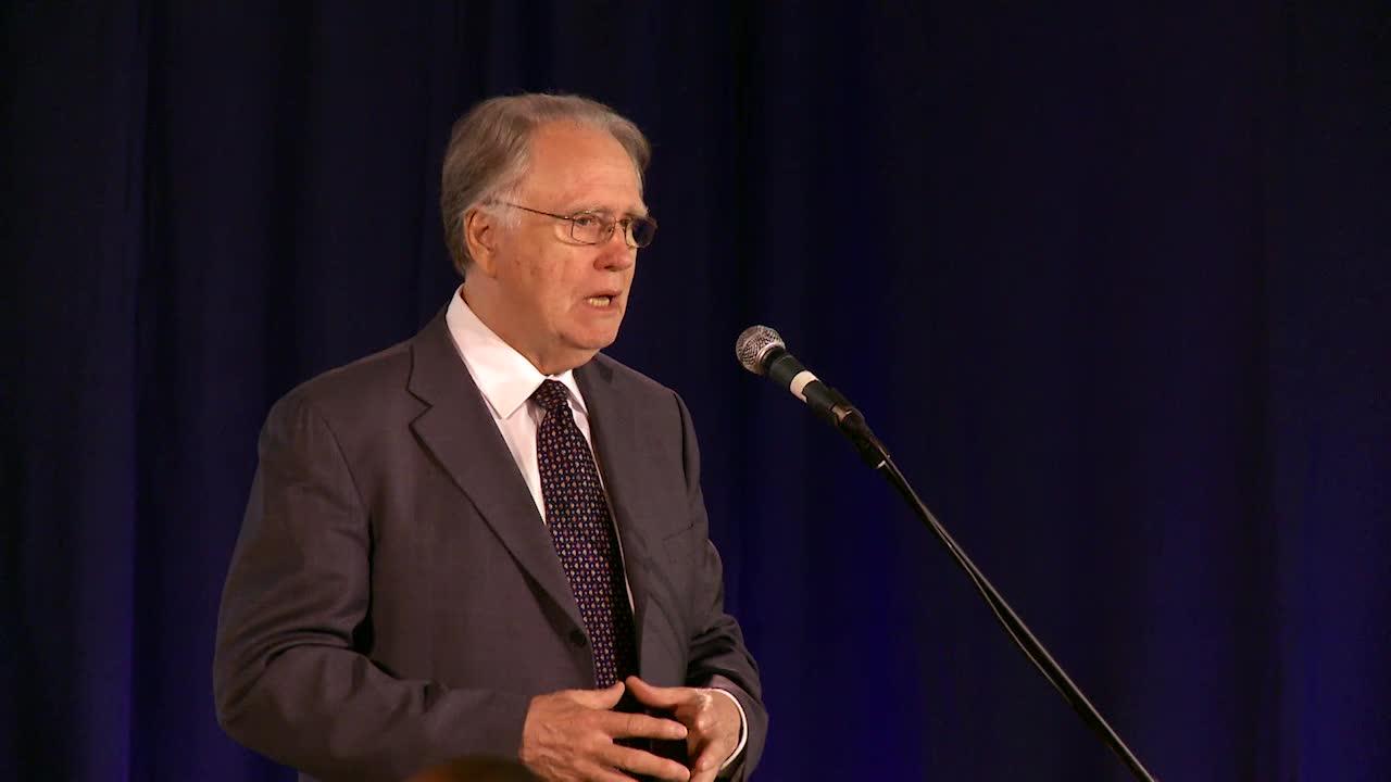 Presentation av Jan Paulsen och en kort frågestund.