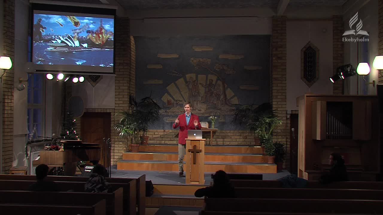 It is essential for us to understand the time we are living in and our great need of a Spiritual regeneration. This presentation seeks to answer the question: 'Why should we be part of this Revival and REformation anyway?