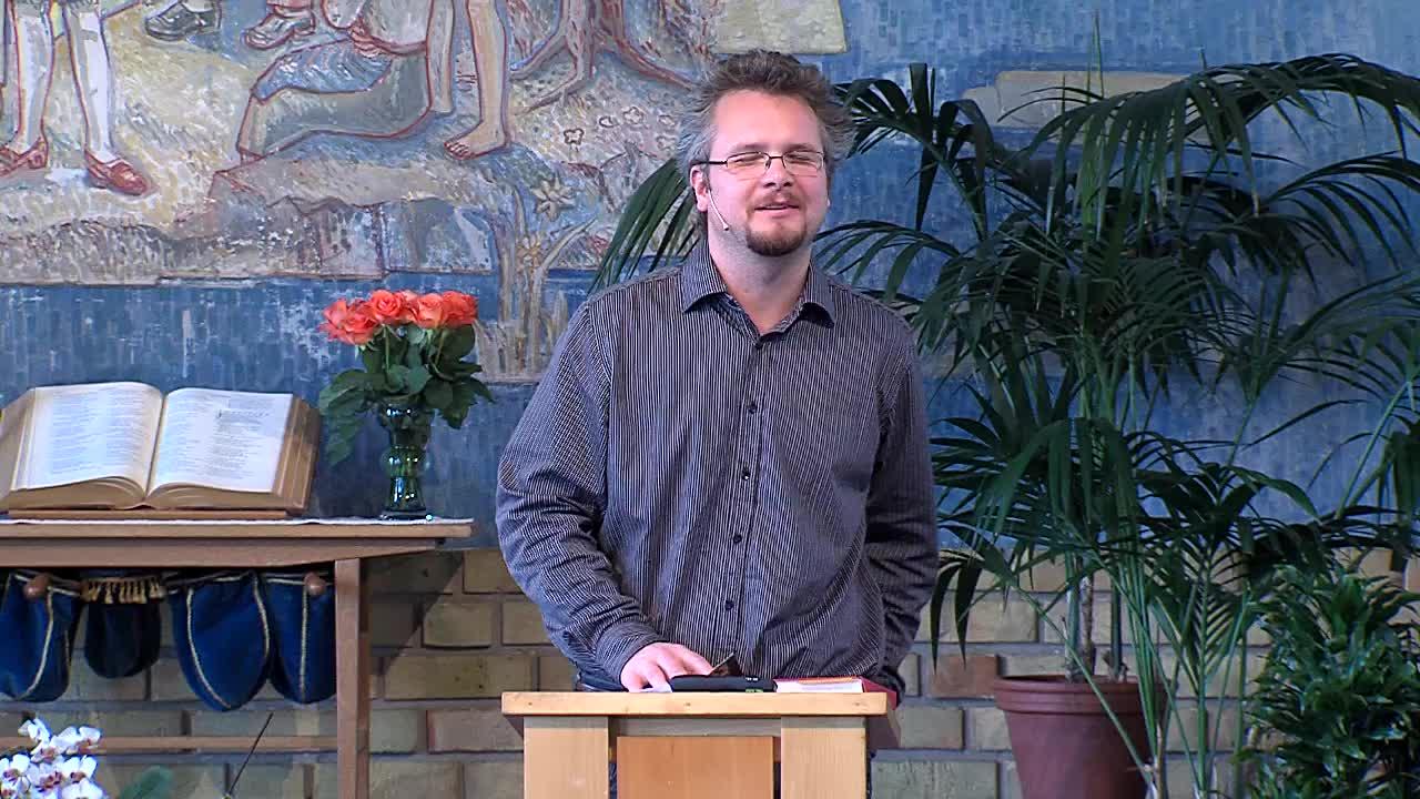 """""""En kyrka på tvären - Jesus leder oss till att forma en kyrka som på många sätt går emot världens värderingar och kultur"""""""