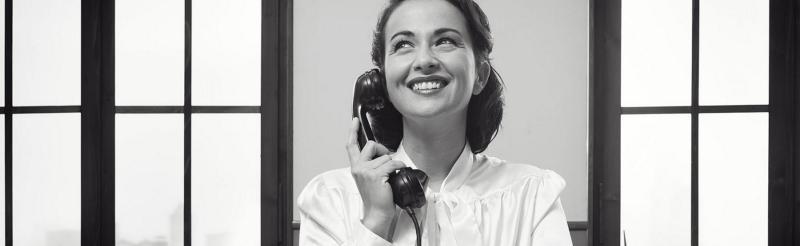 Gloria Hansen heter personen som kommer att svara i Adventistsamfundets växel framöver. Hon kommer också att ta hand om prenumerationsärenden.