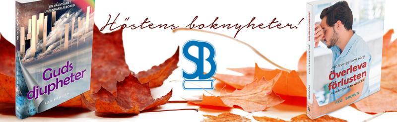 Nu har höstens boknyheter anlänt från Skandinaviska Bokförlaget! Från Jon Pauliens penna en bok om Uppenbarelseboken för den som vill gräva djupare. Och en bok om sorg och förluster som kan ge värdeful tröst och stöd i höstmörkret.