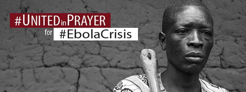 """""""Jag uppmanar enträget alla adventister i världen att göra sabbaten den 11 oktober till en särskild bönedag för våra bröder och systrar i Västafrika och för alla människor i regionen som nu står inför en aldrig tidigare skådad tragedi. Låt oss be att Gud bromsar upp spridningen av detta smittsamma ebolavirus"""", säger Adventistsamfundets världsledare Ted Wilson."""