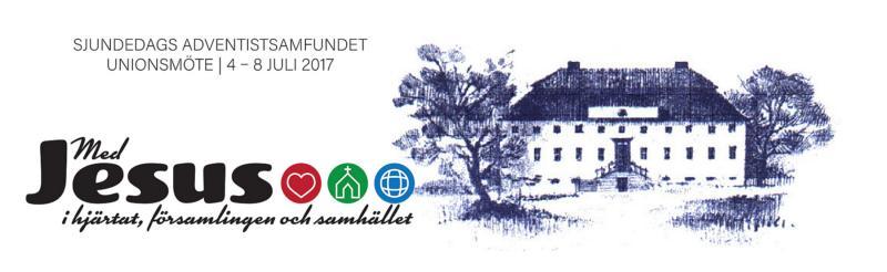 Om några månader samlas Adventistsamfundet till Unionsmöte. Delegater valda av adventistförsamlingar från hela Sverige kommer att överlägga om framtiden och rösta fram nya ledare för Adventistsamfundet i Sverige. Här finns all information som du som delegat behöver.