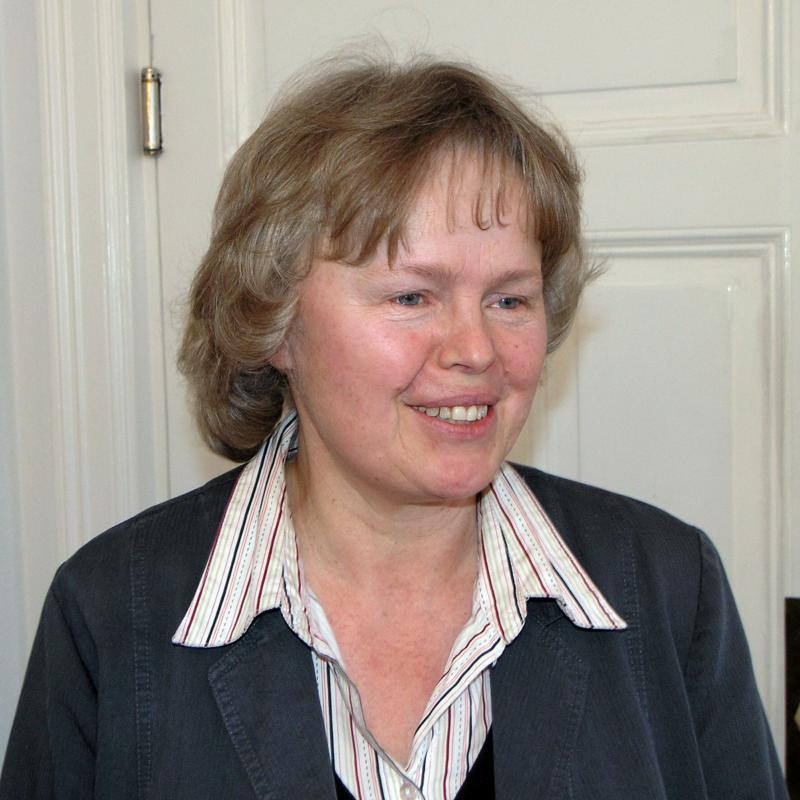 Britt-Inger Lillbäck. Foto: Rainer Refsbäck/arkivbild