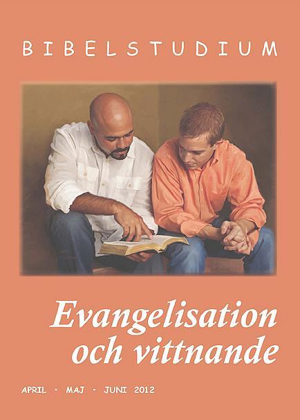 Tema: Evangelisation och vittnande