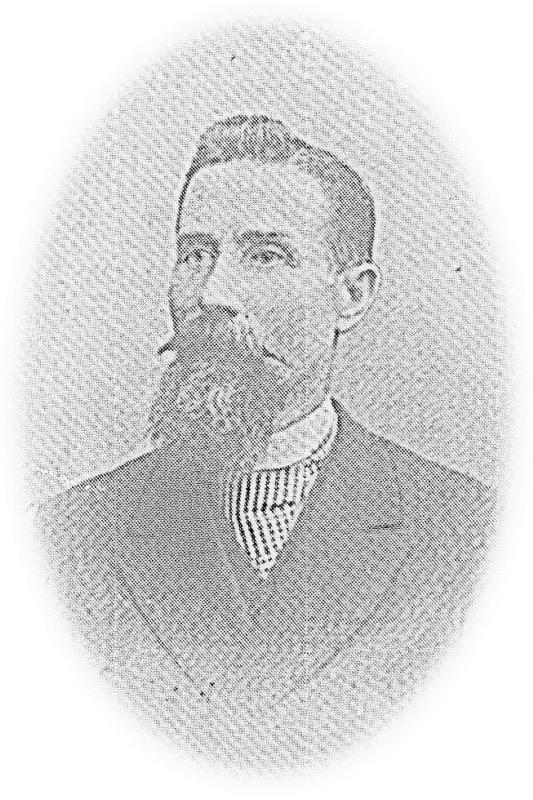 Olof Johnsson (1843-1919) var den äldste banbrytaren för adventbudskapet i Skandinavien. Fortsättning av bildtexten finns i artikeln.