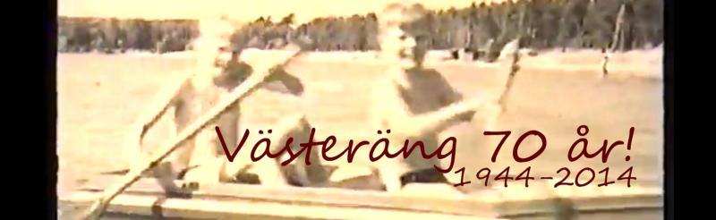 Den 7 juni firas Västerängs 70 år som Adventistsamfundets ungdoms- och lägergård. Här kan ni se en rolig film med bilder från tiden innan första lägret på Västeräng sommaren 1944 ända fram till 1954.