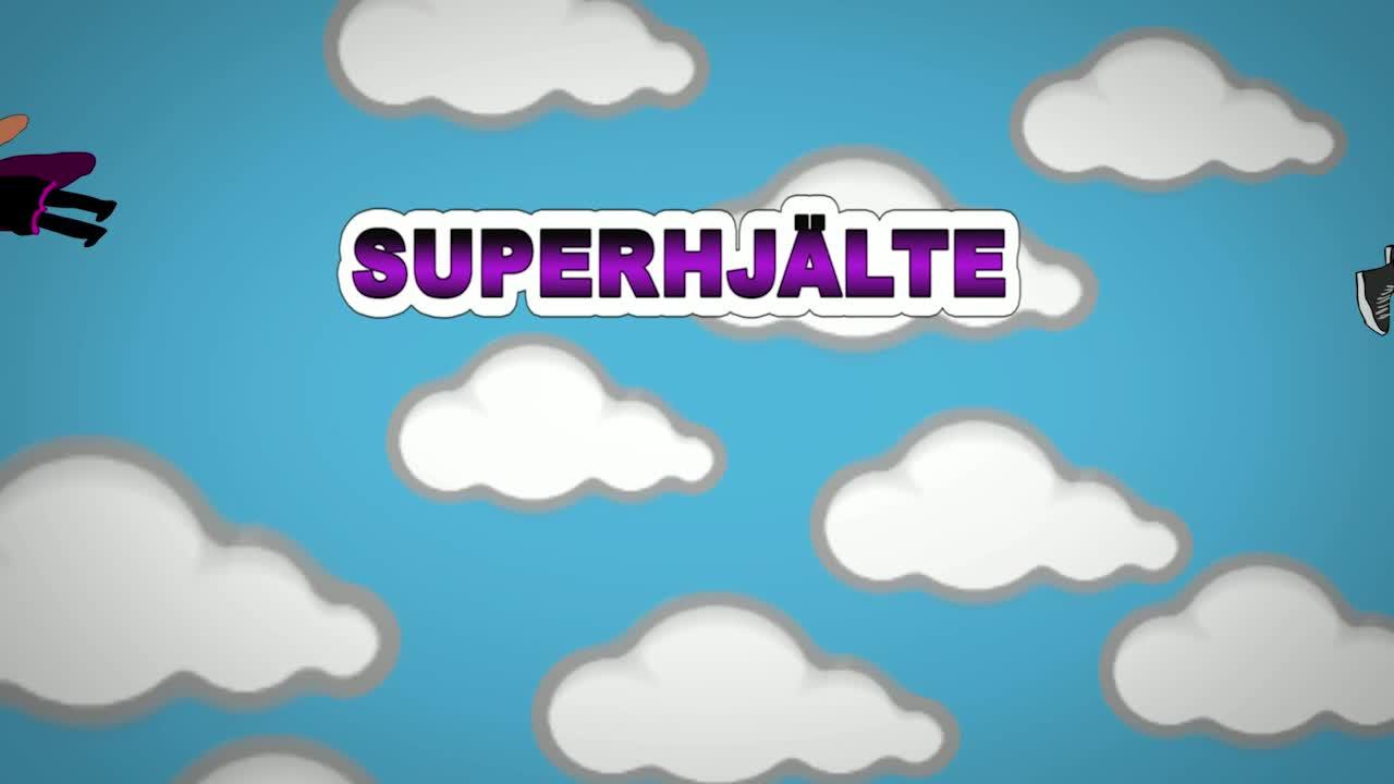 Ingen får något paket idag. Istället kommer det inbjudningar till en Superhjältekonferens. Vart ska Xuper, Duper och Xuperboy? Och kommer de att hinna i tid?