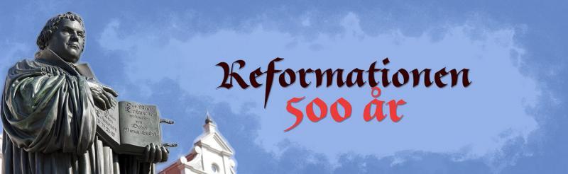 Märkesåret för reformationen inleds 31 oktober 2016. Är du intresserad av vilken relation Adventistsamfundet har till reformationen? I vår ekumeniska och sekulariserade tid – när kristna från olika traditioner kan mötas utan att det blir krig – vad betyder reformationen då? Är den över?